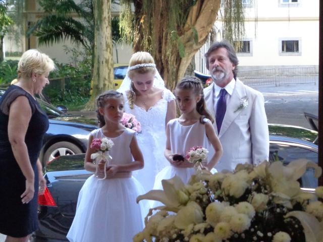 Noiva e Damas