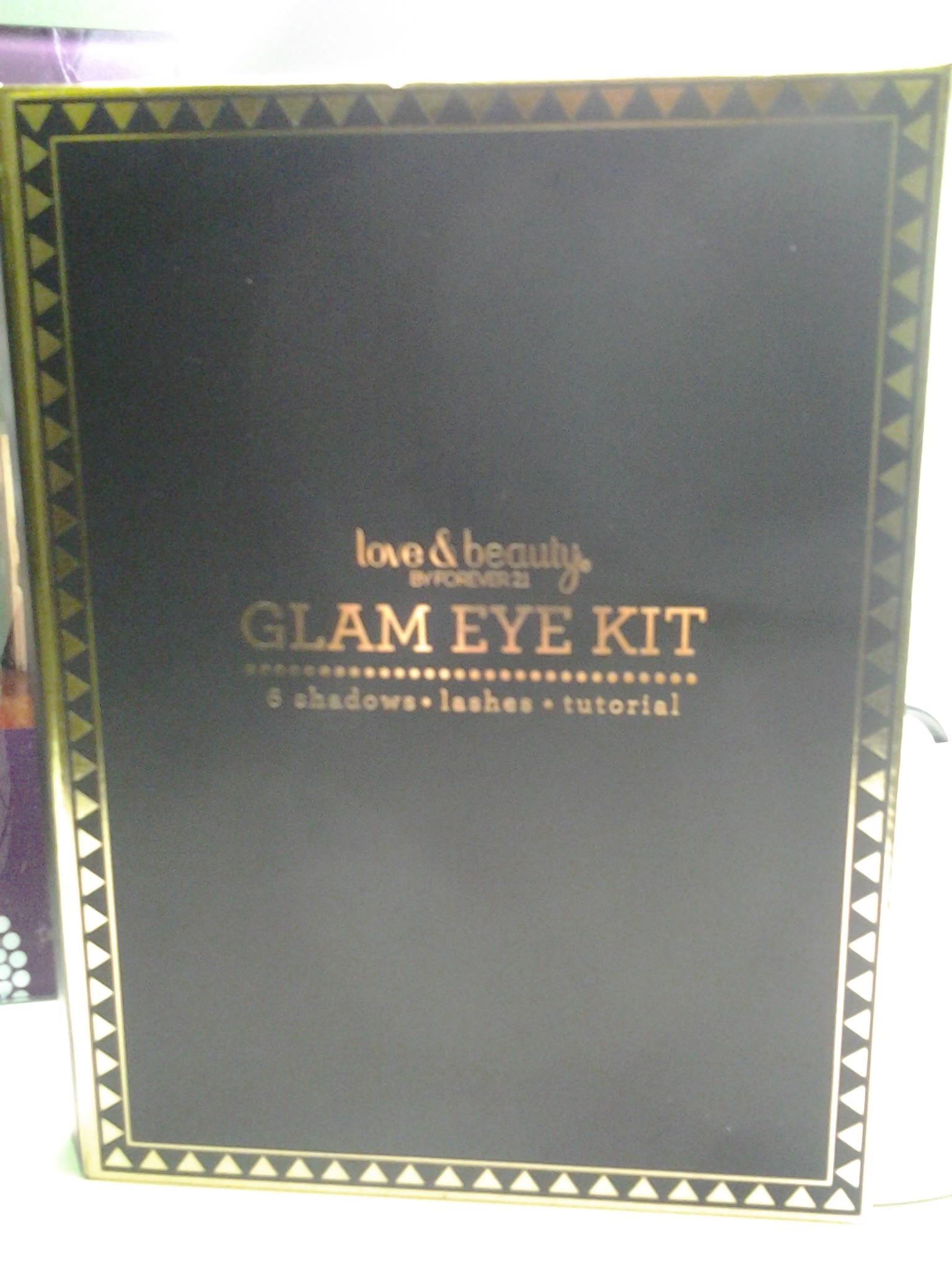 Glam Eye Kit