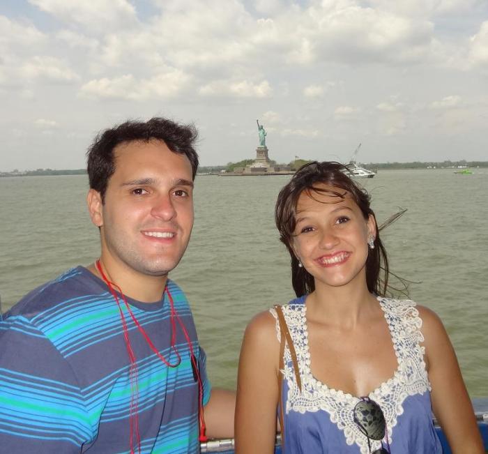 Estátua da Liberdade NY