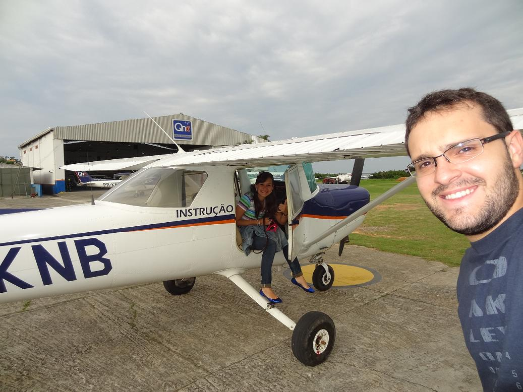 O Piloto e Eu ;)
