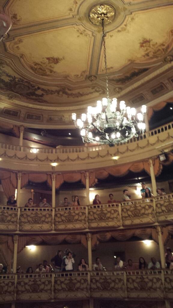 Teatro Municipal de Niterói.