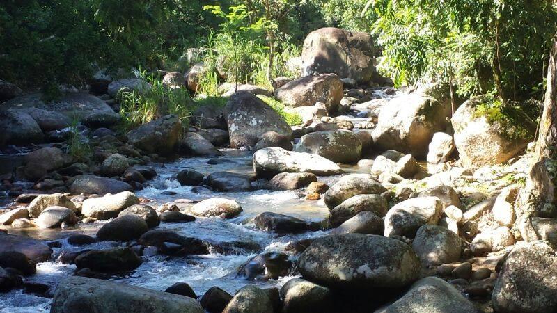 Cachoeira azul eco resot
