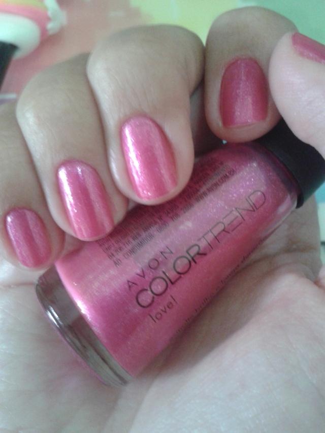 Esmalte Color Trend Cor Love!