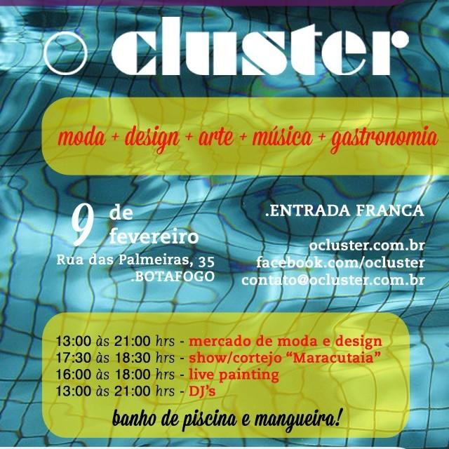 o cluster