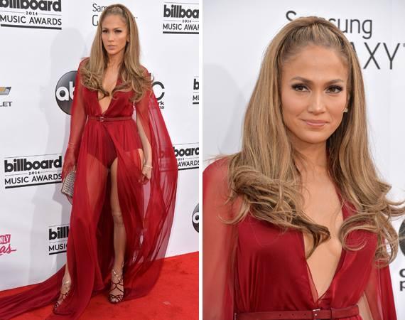 Jennifer Lopez de Dona Karan