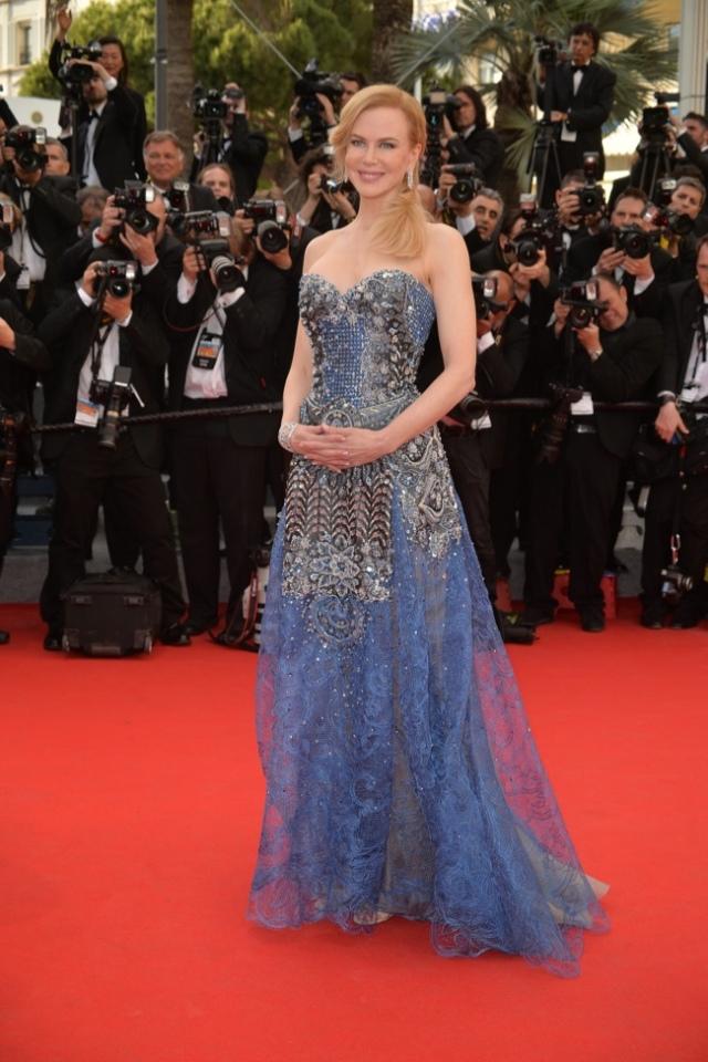 Nicole Kidman de Armani Privê